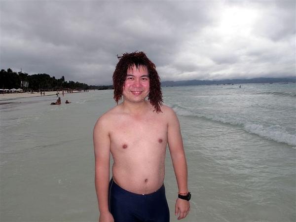 均翰海藻頭