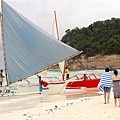 準備sailing ing