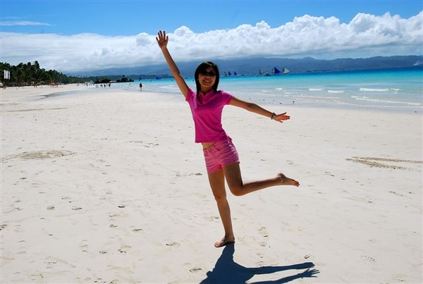 長灘島我會再來的