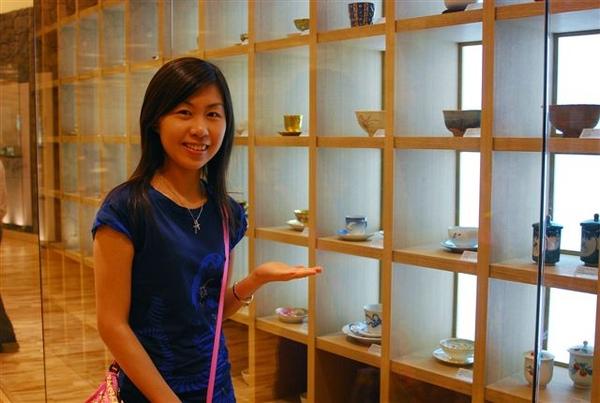 噢雪綠茶博物館