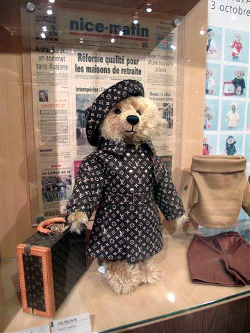 全世界身價最高的泰迪熊