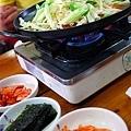 韓式烤肉餐+季節小菜