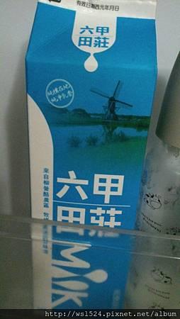 柳營酪農鮮奶