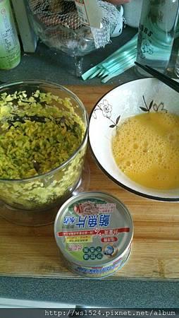酪梨小松菜洋菇炒肉絲