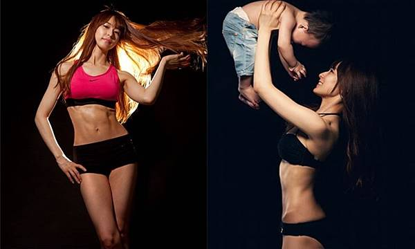 佔領IG的韓國3大健身女神絕對要關注-李松怡.jpg