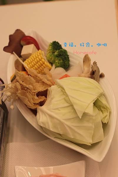 21 火鍋菜盤