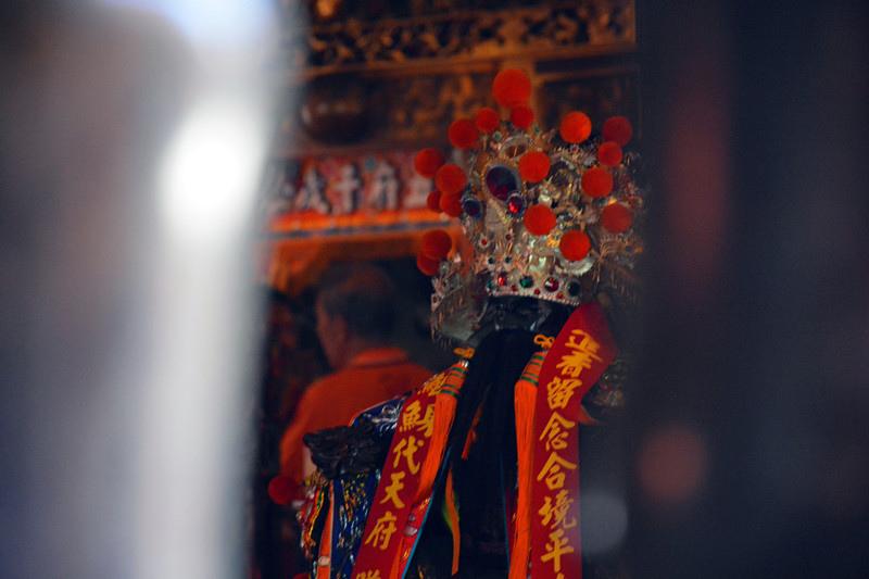 南鯤鯓池王進香潮28