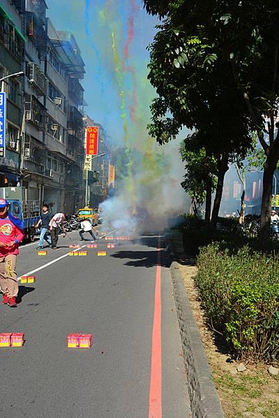 劉厝三王會炮贊 5