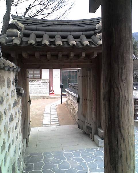 傳統建築-韓屋