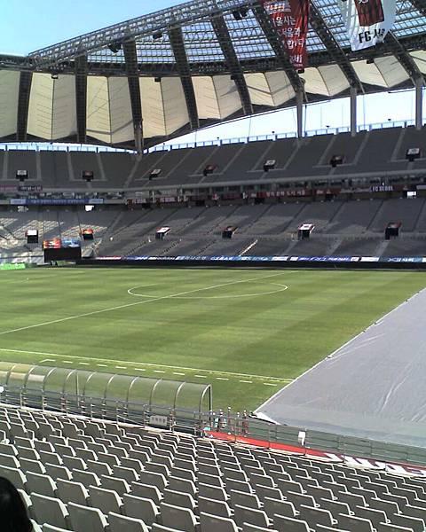 2002年世界杯足球比賽場地