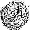黑灰氣體團2