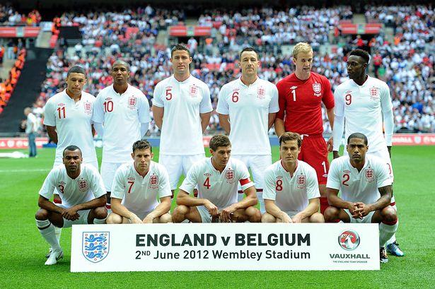 England+Euro+2012