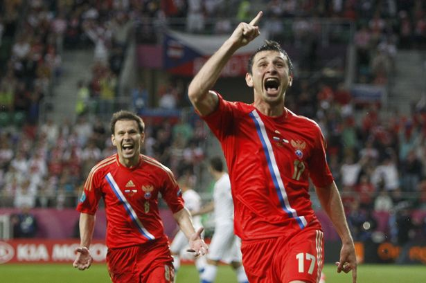 Alan+Dzagoev+scores+for+Russia