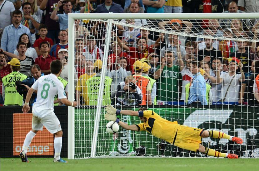 EURO 2012 - 4-1