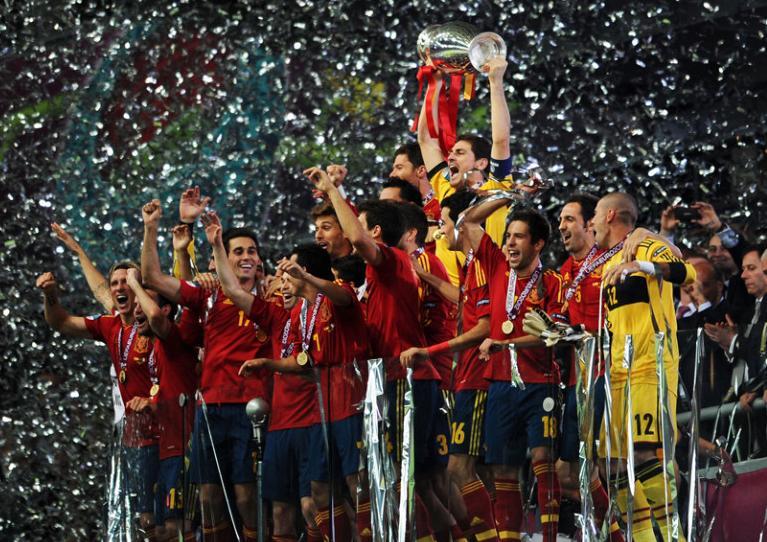 EURO 2012 Champion