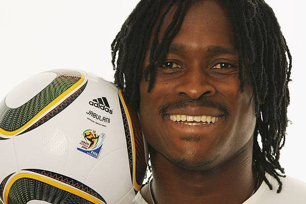 Derek+Boateng+of+Ghana