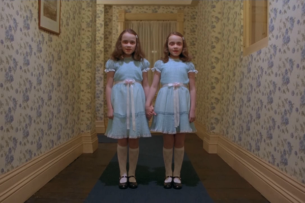 (1980) The Shining (The Twins) Screenshot 1