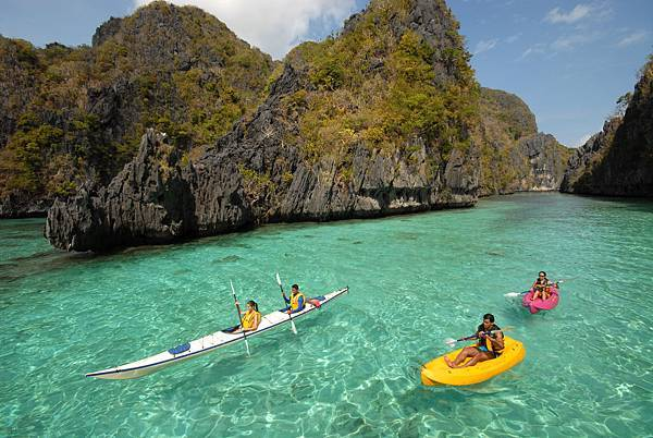 01.El Nido Resorts Activities - Guided Tour of the Big Lagoon.JPG
