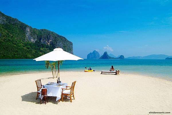 12. El Nido Resorts Activities - Sunbathing at the sandbar.jpg