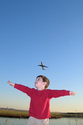 airplane-child