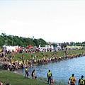 游泳項目在活水湖