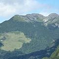 雪山主峰北稜角一號圈谷