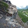 品田斷崖第一段