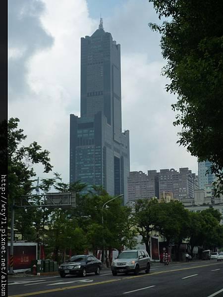 也想住看看的85大樓
