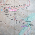 大禹嶺~鐵線吊橋
