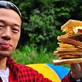 雙層香雞蛋薯餅三明治