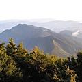 霧頭山和茶埔岩山