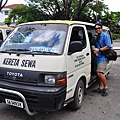 一車六人上神山公園要價RM180
