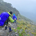 第二天下至登山口