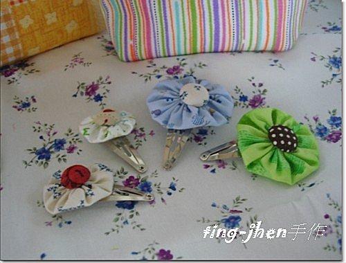 相機包&花朵小髮飾(1)
