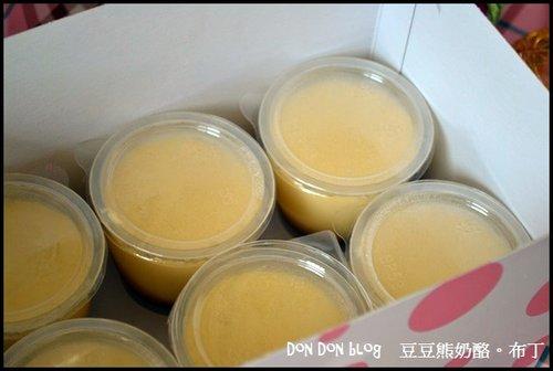 豆豆熊奶酪。布丁(3)