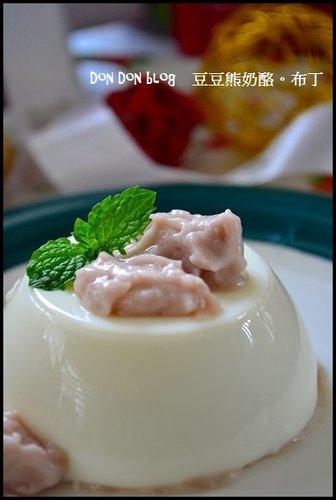 豆豆熊奶酪。布丁(11)