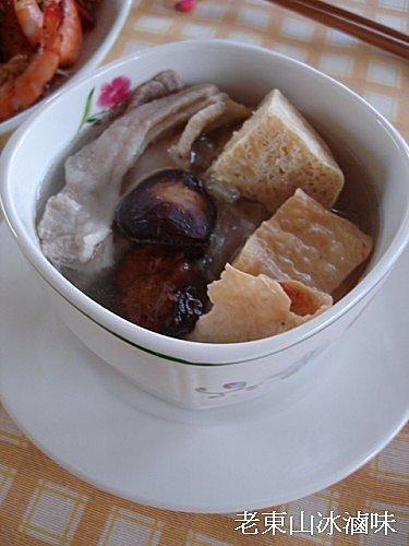 老東山珍釀冰滷味(5)