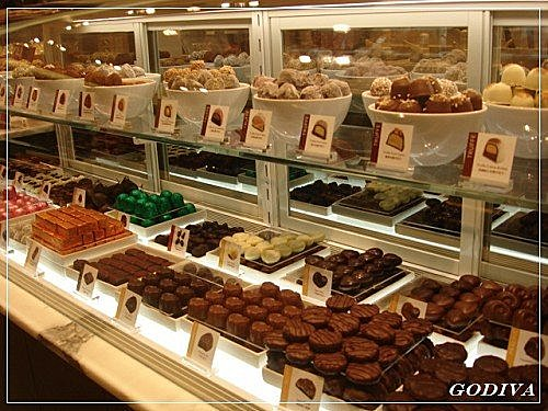 Godiva Chocolater(4)