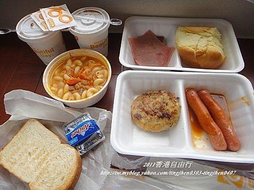香港最終回-早午餐。再見香港(2)