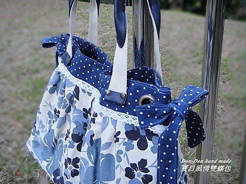 夏日風情雙蝶包(2)