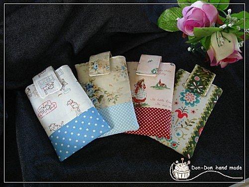 三夾層小巧包&手機袋(2)