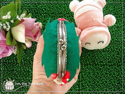 草莓口金包(2)