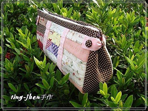 側蝴蝶結化妝包(2)