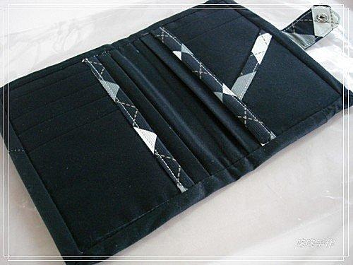 訂製品-護照夾內部