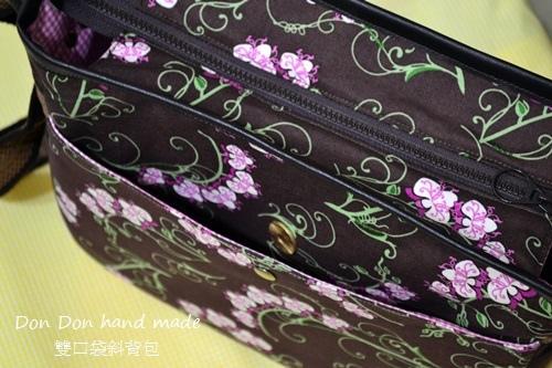 雙口袋斜背包(3)