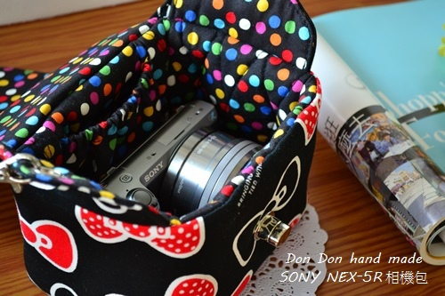 SONY NEX-5R相機包(4)