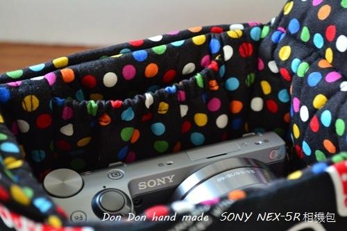 SONY NEX-5R相機包(5)