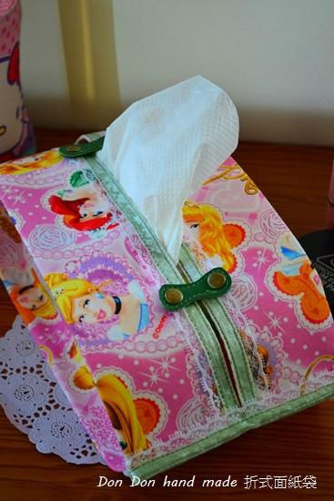 吊掛收納袋&折式面紙袋(3)