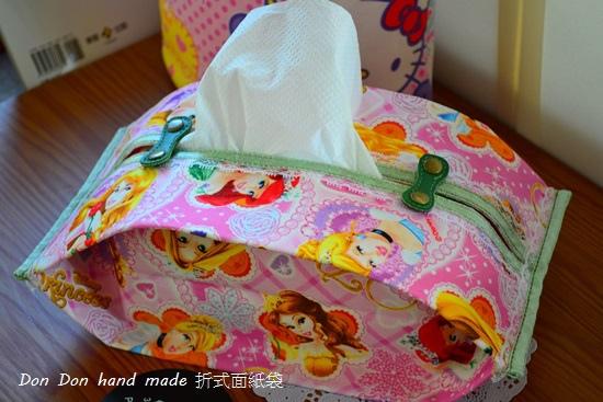 吊掛收納袋&折式面紙袋(4)