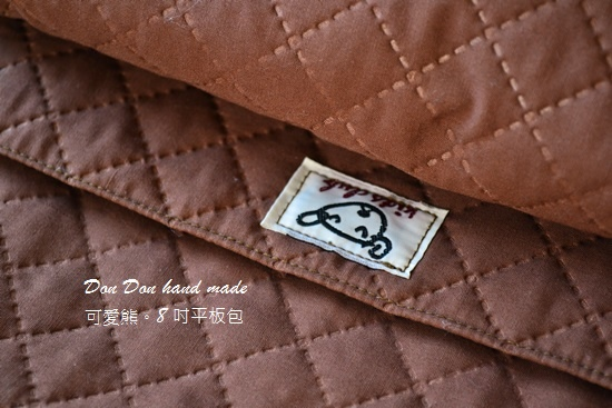 可愛熊。8吋平板包(5)